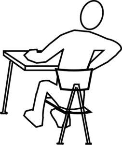 rueckenschmerzen-durch-sitzen