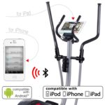 Crosstrainer mit Bluetooth